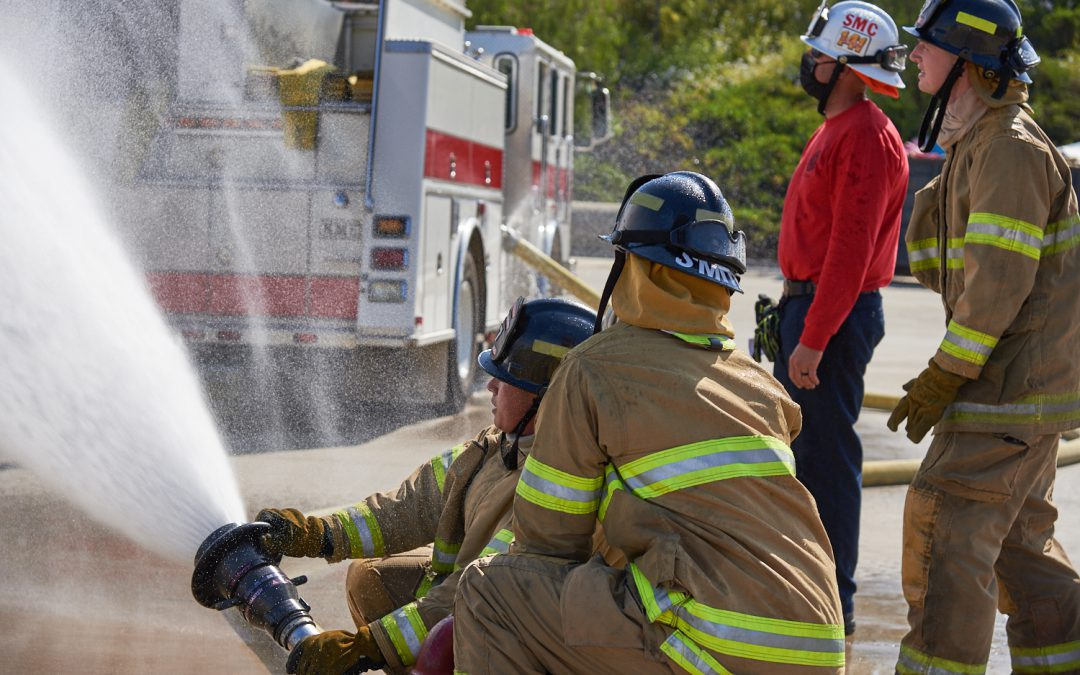 Palomar's Fire Technology Program on Track for Re-Accreditation