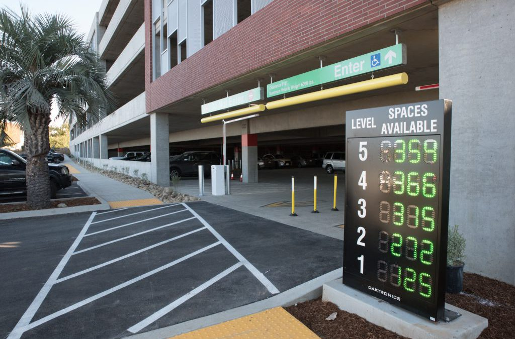 Palomar Expands Student Wi-Fi Access to Parking Structure