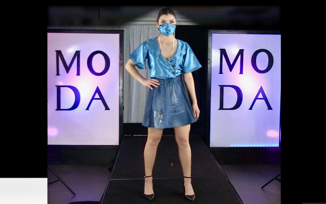 MODA Goes Virtual for 2021 Annual Fashion Show