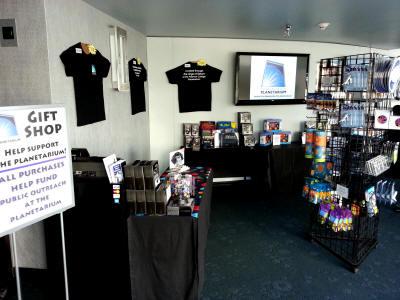 Planetarium Gift Shop