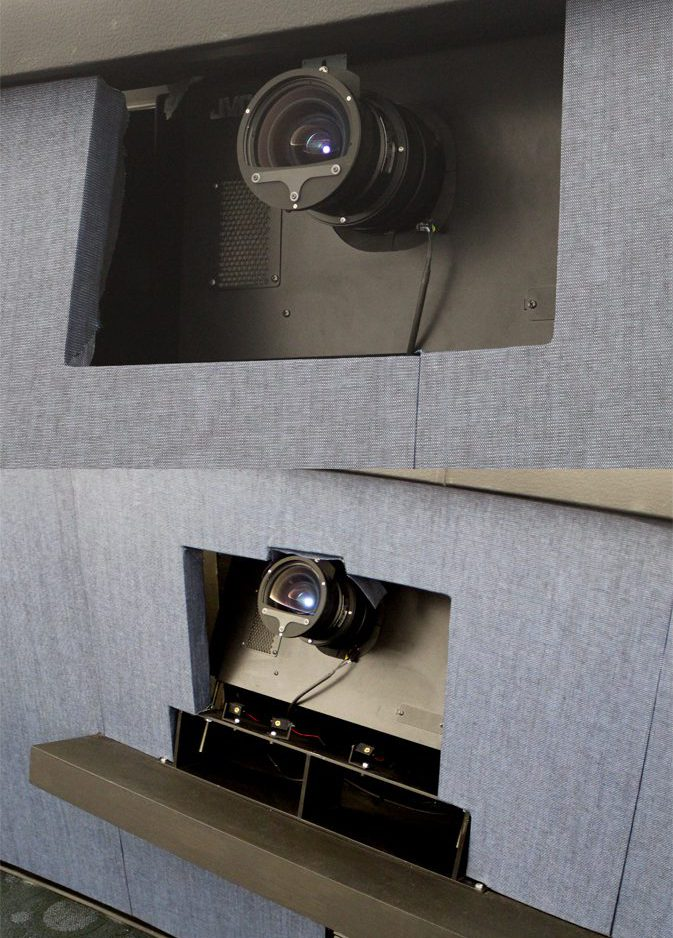 JVC Digital Projectors