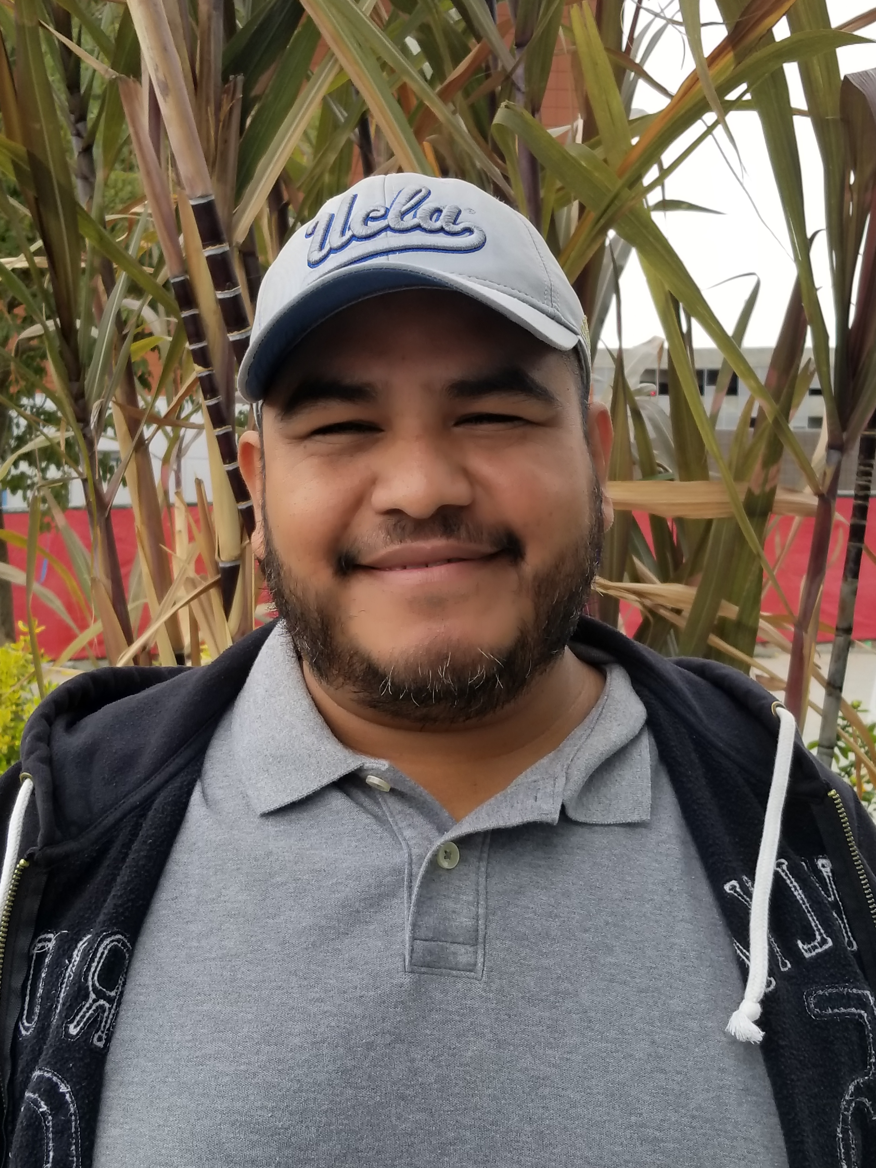 Eduardo J. Aguilar : Multicultural Studies Professor