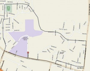 palomar 5 mile loop- mission, las posas, borden, twin oaks