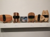 Art by Todd Partridge at the Boehm Gallery on April 5. Belen De Anda / The Telescope