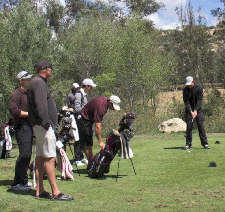 Video: Palomar men's golf team - 2015