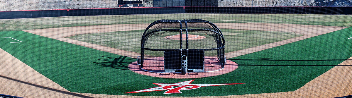 The Comets new baseball field is located off of Borden Road next to parking lot 9 as of Thursday, Dec. 3. Philip Farry/ The Telescope