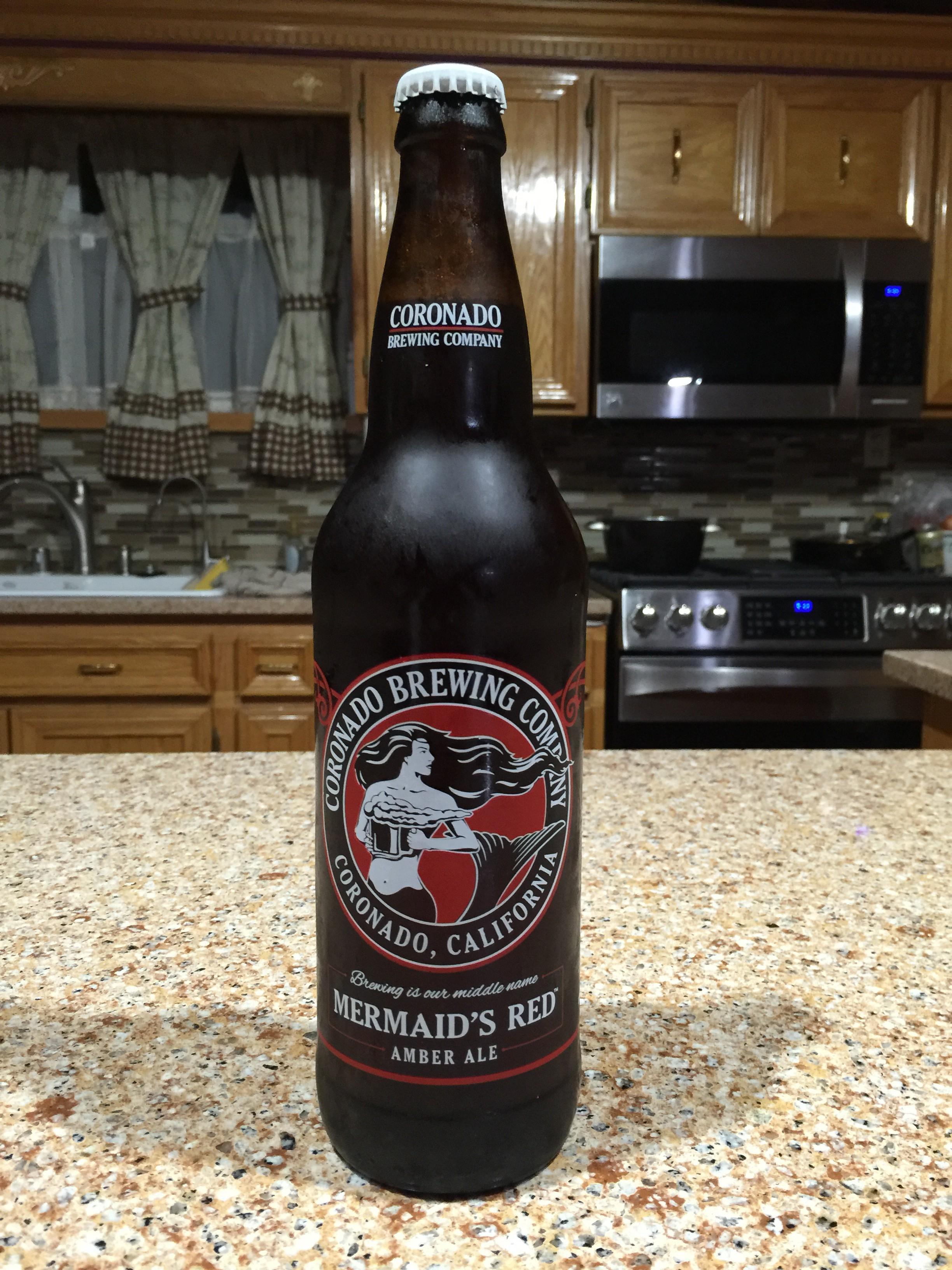 Mermaid's Red Ale