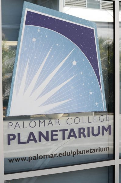 Palomar College Planetarium offers shows to students and the public every Friday evening. Oct. 7. Tracy Grassel/The Telescope