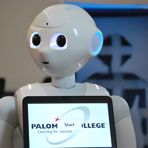 Palomar College Welcomes Pepper The Robot The Telescope