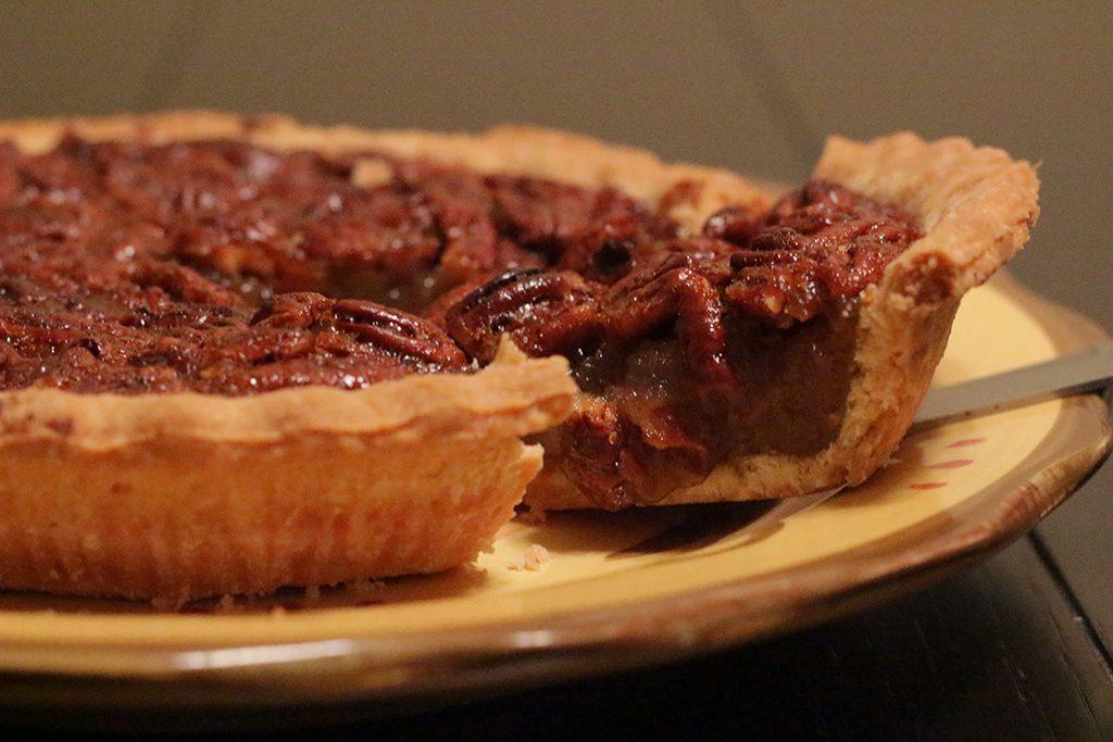 Pecan pie. Taylor Hardey / The Telescope