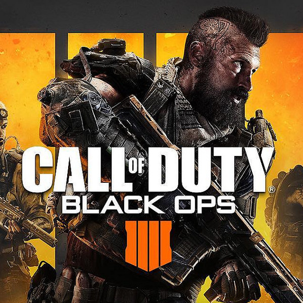 Call of Duty Black Ops 4 promo art.