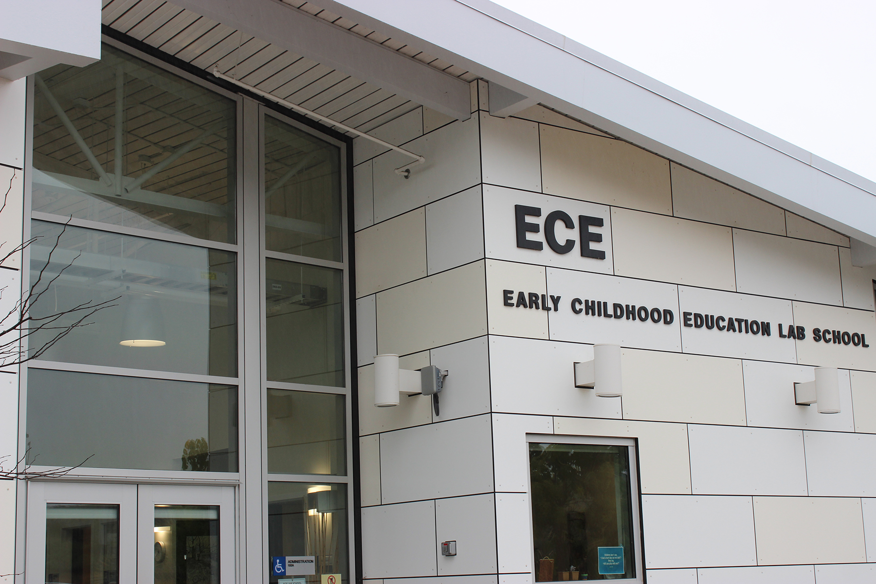 Child education center at palomar