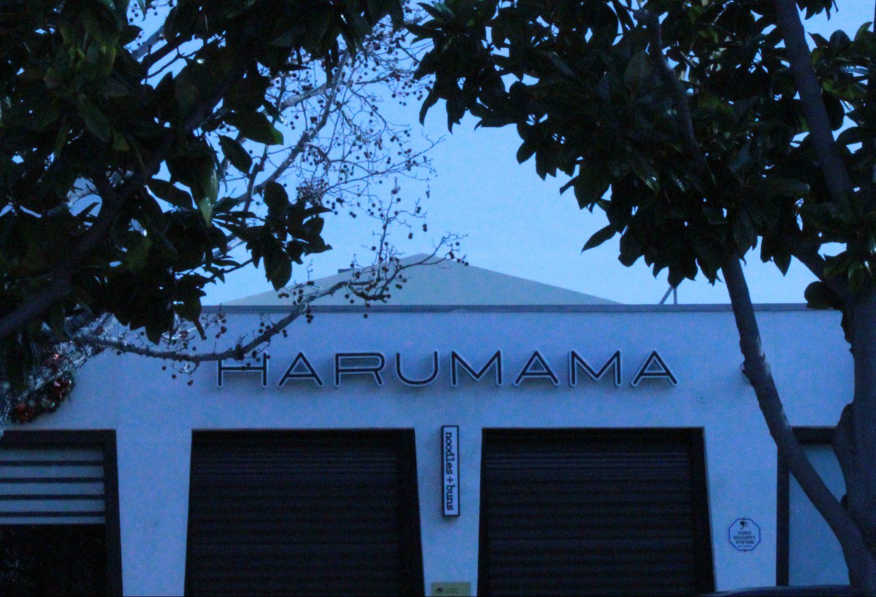outside Harumama