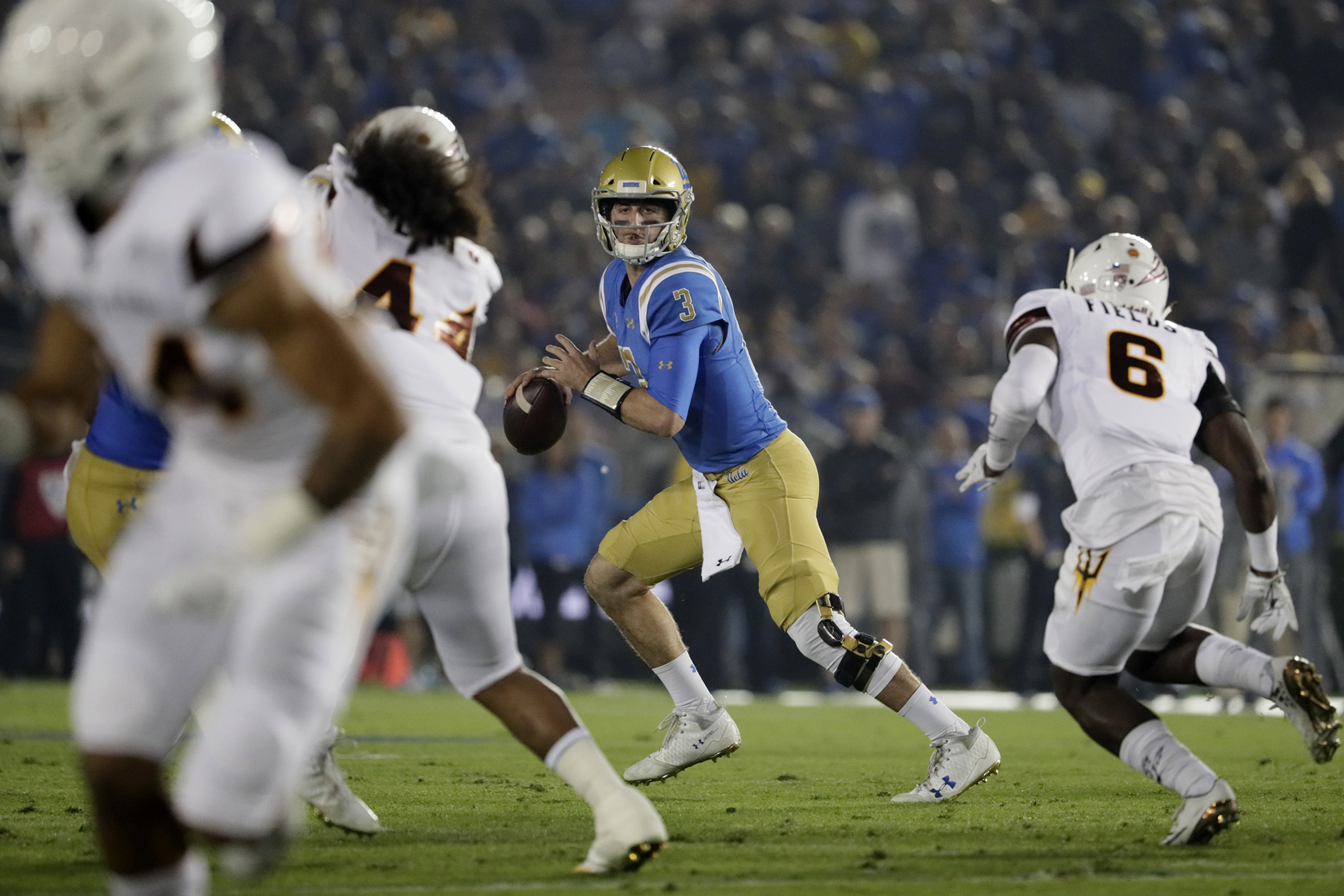 UCLA vs. Arizona State