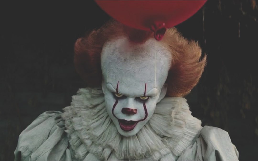 "Pennywise is making a comeback in ""IT Chapter 2"""