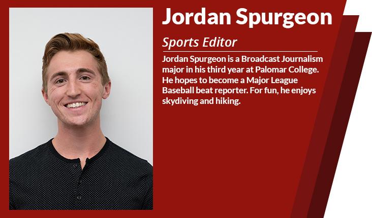 Sports editor Jordan spurgeon