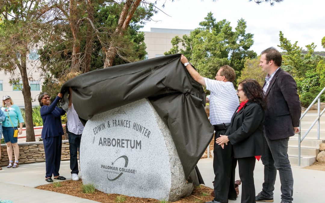 Groundbreaking Grand Re-Opening for Arboretum Finally Arrives