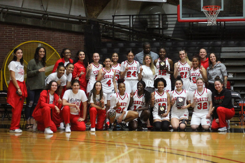 Women's Basketball dominate home tournament