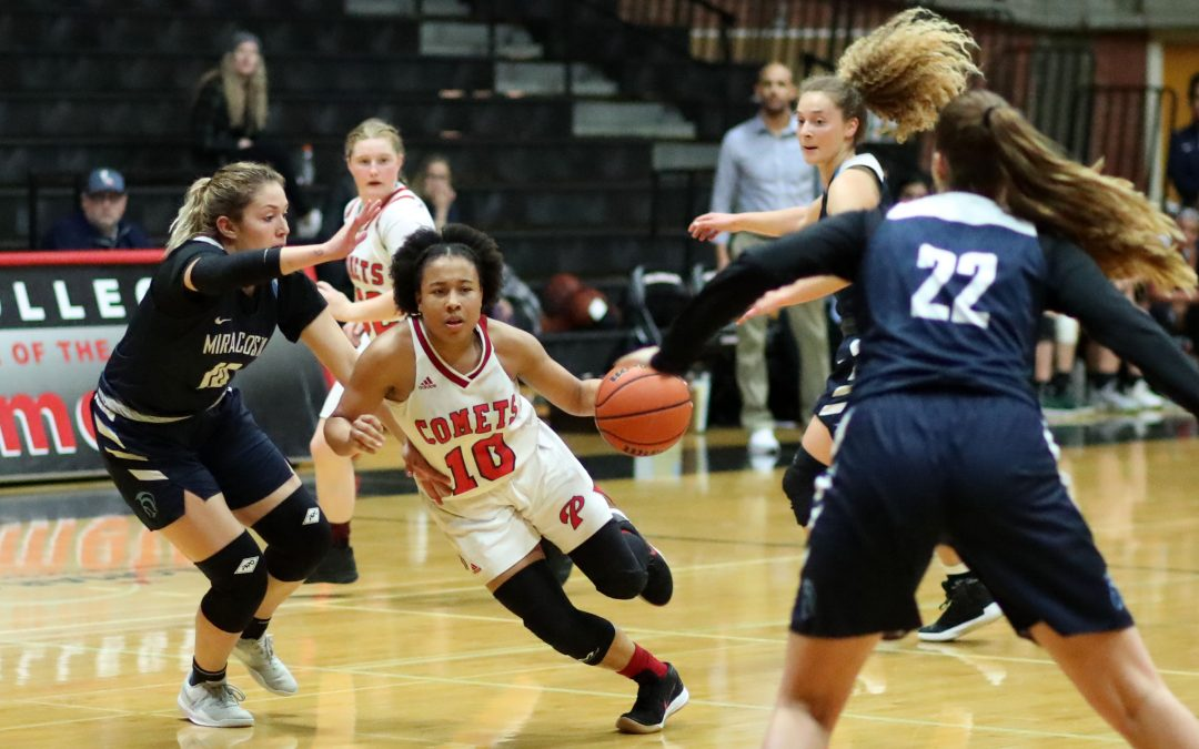 Women's Basketball dominate home tournament