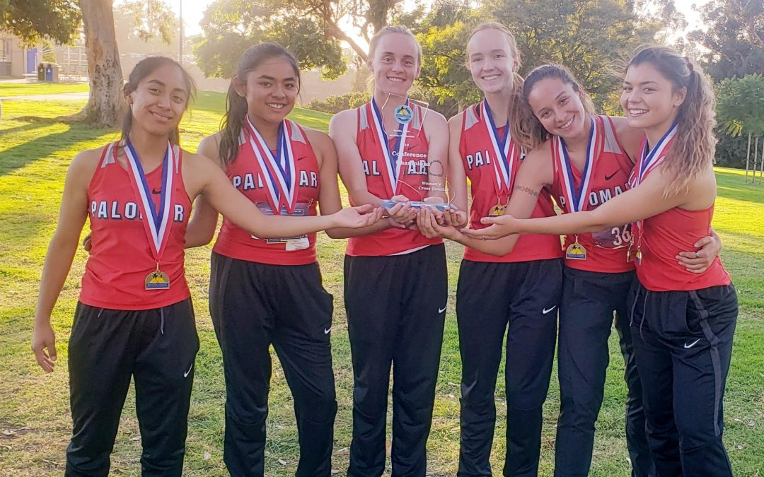 Women's Cross Country runs to state; Men have two individuals advance