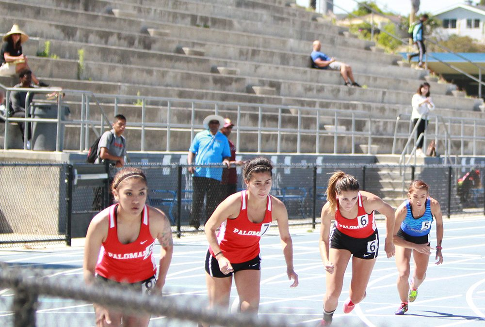Track team set on conference repeat