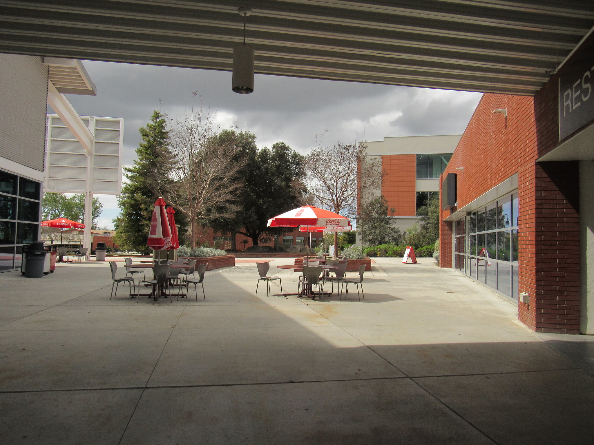 palomar food court