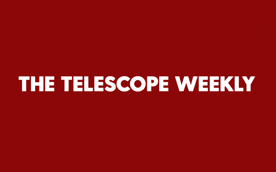 The Telescope Weekly: Support groups, virtual graduation date, and summer classes