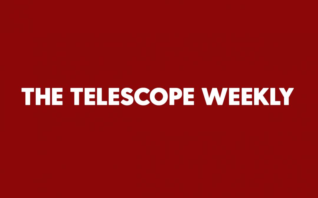 The Telescope Weekly: Skillshops All Around