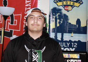 Max Cruz/Sports Editor