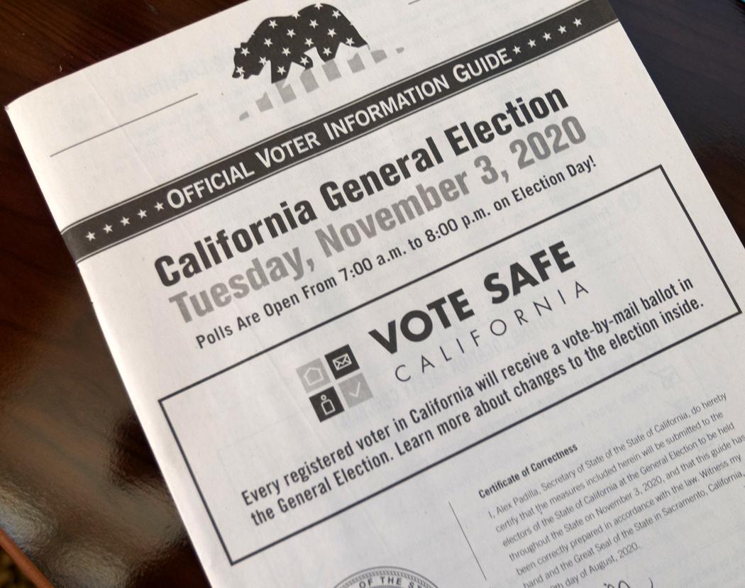 2020 California voting