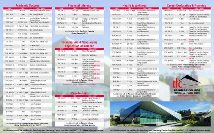 TLC-SM Skillshops flyer