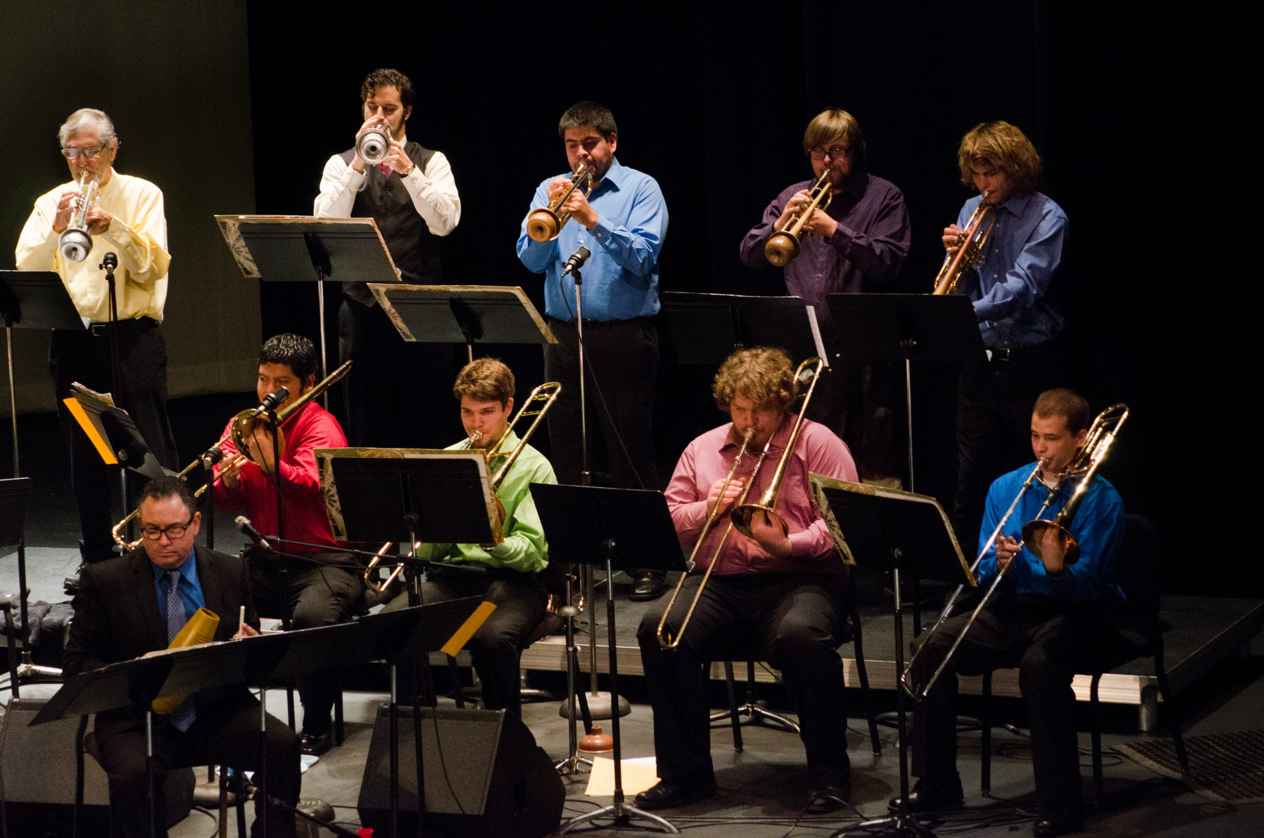 Performing Arts Photo - Jazz Band